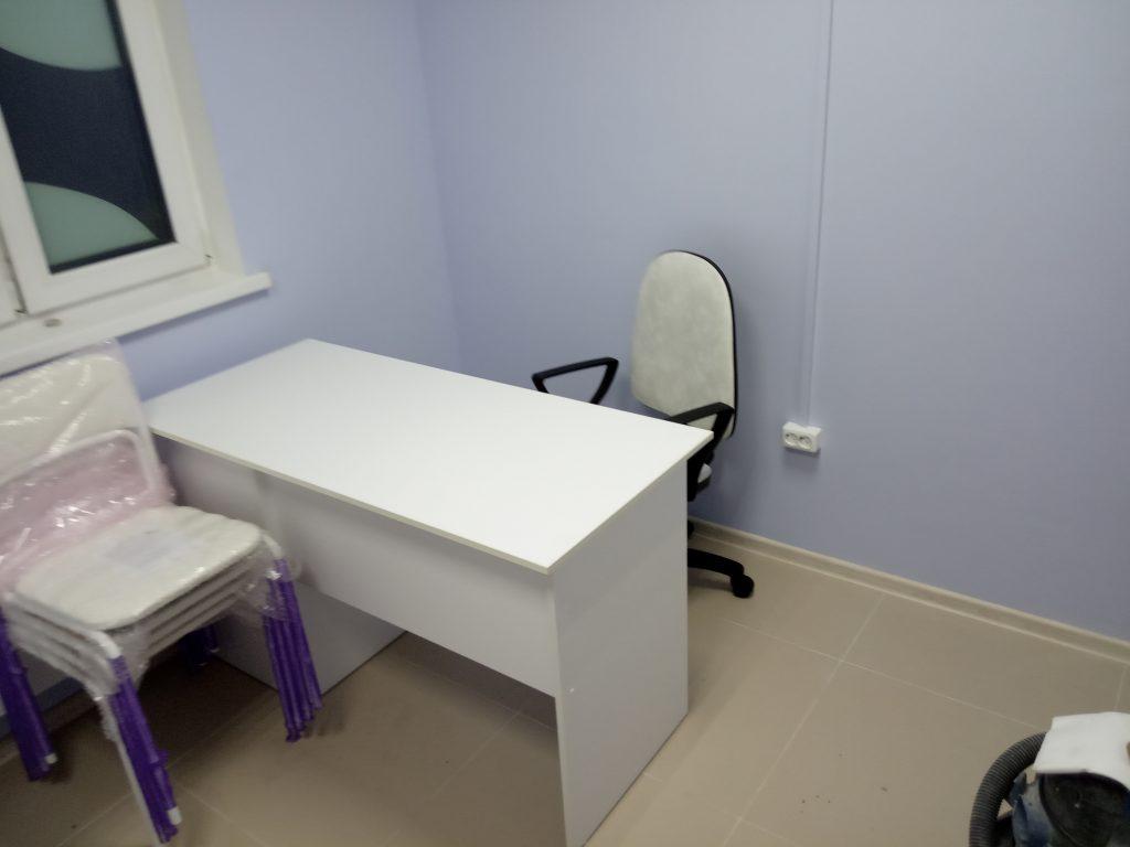 Сборка медицинской мебели и оборудования.